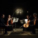 Concert dans l'église du couvent
